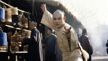 《方世玉》冷知识:李连杰转型塑造另类英雄,赵文卓把武师打伤