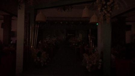 婚礼灯光秀6个灯