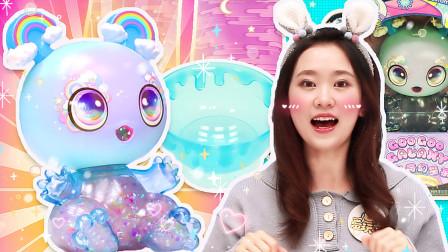 彩虹外星宝宝,咕咕奇幻星系外星人玩具