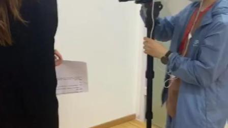 李氏梅花针接受北京广播电视台BTV关于《关注儿童视力》采访