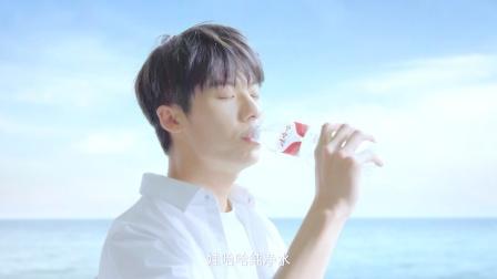 许光汉×娃哈哈:水就是水,和我一起享受简单纯粹——疯智传媒