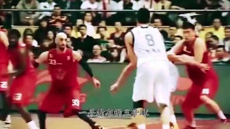 CBA历史上首位万分先生朱芳雨,你对他印象最深的是那场比赛?