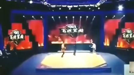 特种兵挑战散打冠军! 不料第一回合就瞬间KO了散打冠军!