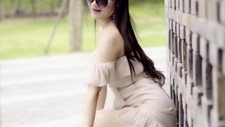 性感迷人的姑娘一首dj《爱火》唱的太好听太美了!