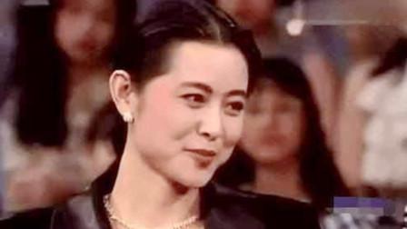 倪萍年轻时有多美?沉鱼落雁闭月羞花,不愧是八九十年代国民女神