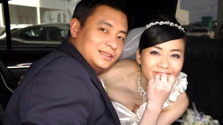 一婚时被导演丈夫家暴离婚,二婚被世界冠军宠成公主,生活幸福!