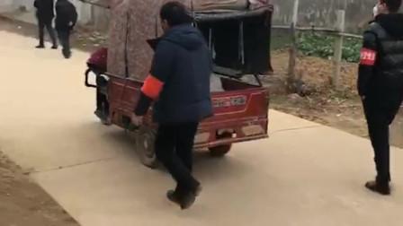 广西农村里为阻止村民出门,挨家发馒头和咸菜,这举动的确太硬核!