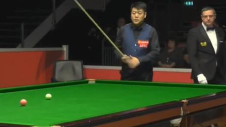 梁文博拿到满分147, 一声怒吼吓我一跳,将带走4万英镑满分奖!
