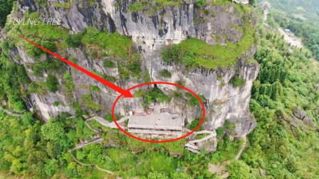 爬上这悬崖峭壁的半山腰,就是为了做这件事,你会来吗