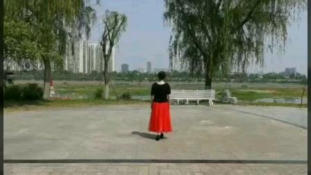 河南洛阳周王城广场队  春舞  《站着等你三千年》