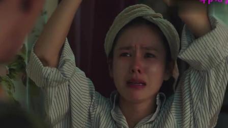 爱的迫降~14:孙艺珍自己在家委屈害怕,看到玄彬回来就哭了