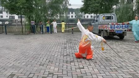 杨氏24式太极剑