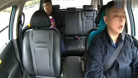 广东深圳:男子开车打瞌睡,亲人两行泪,行车记录仪拍下车祸瞬间!