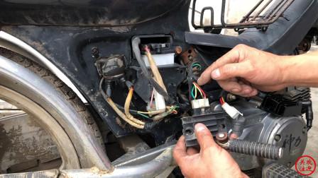 摩托车四线稳压器怎么接五线稳压器?接好这一根线,自己轻松搞定