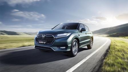 24.68万元—32.98万元 东风Honda全新UR-V美好上市