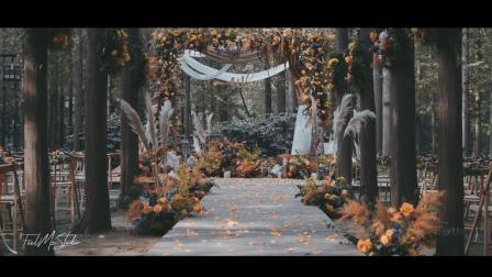 HUI&YUAN|三所水杉林|婚礼视频|菲昵印象出品