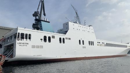 采用军舰技术建造,中国这艘商船有多先进?一旦开战能变成支援舰