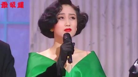 把绿色穿出高级感的女星:利智惊艳红尘的感觉,刘亦菲却更胜一筹