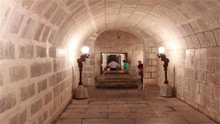 中国第一大清官包拯墓被挖开,进入墓室后,专家们都呆了!
