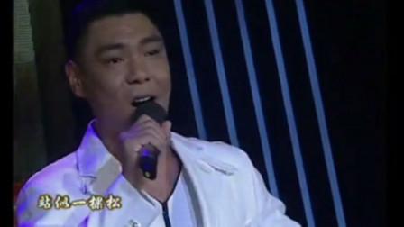 《精忠报国》《中国功夫》《霸王别姬》屠洪刚三首现场歌曲,霸气好听