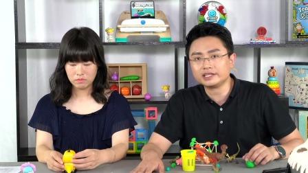 垃圾分类从宝宝抓起,让宝宝在游戏中学习知识 中国玩博会品质育儿 20200609