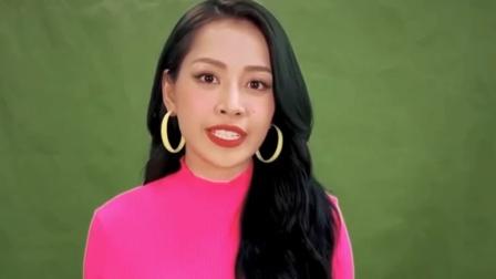 越南顶级女星Chi Pu芝芙为One Love Asia献上祝福