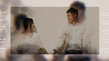 Rufus+Ariel婚礼电影 这是一千零一夜的故事,是安徒生童话的最后序曲 微距工作室出品