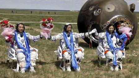 揭秘宇航员返回地球后,为啥都要坐着?很多人都不知道!