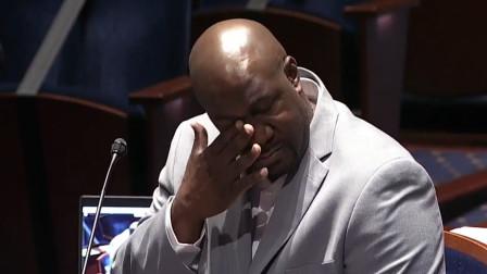 够了!弗洛伊德弟弟质问美国议员:一条黑人的命就值20美元?