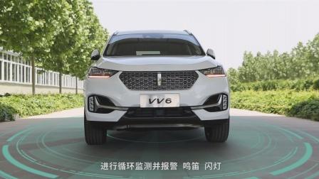 长城汽车发布生命体征监测技术  重新定义车内安全标准