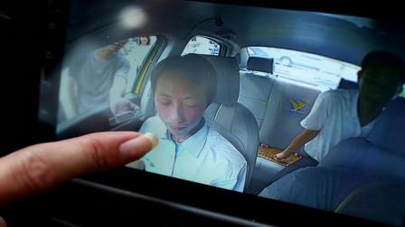 广州的士推出新型智能终端 对驾驶员实时监控