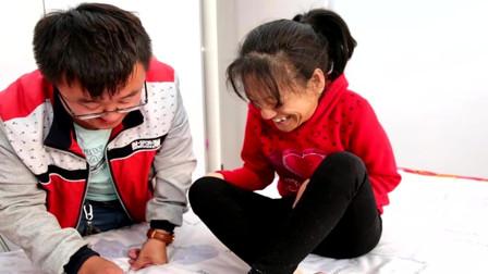内蒙:残疾青年办网络商贸公司 愿帮助更多困难残疾人就业