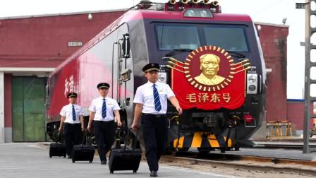 73年安全走行1100万公里 创中国铁路机车新纪录