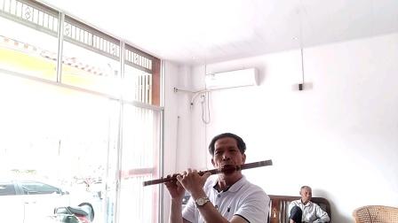 笛子演奏梦中妈妈