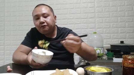 速冻蛋饺味道怎么样