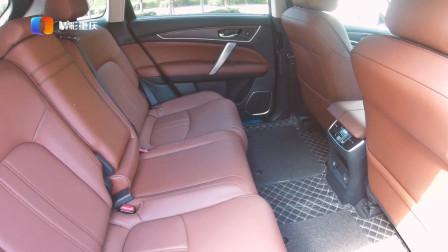 细节加强舒适升级 新款冠道凸显20-30万元级SUV价值感