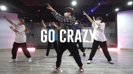 【牛人街舞,爱了爱了】 Chris Brown Young Thug Go Crazy 编舞 DINO E Dance Studio