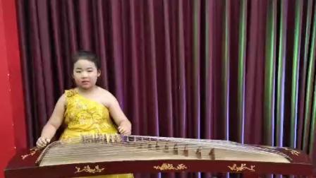 云南曲靖雅韵文化艺术学校 古筝曲 纺织忙