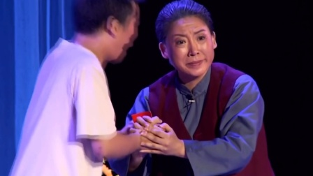 洛阳豫剧院《父亲》关美利张松晓,得知儿子卖血,感人催泪现代大戏