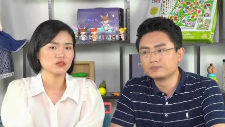 陈老师分享育儿经验,玩具车可不仅仅只是玩具 中国玩博会品质育儿 20200612