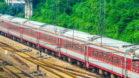 刷绿大潮下的宁芜铁路 2015-2017