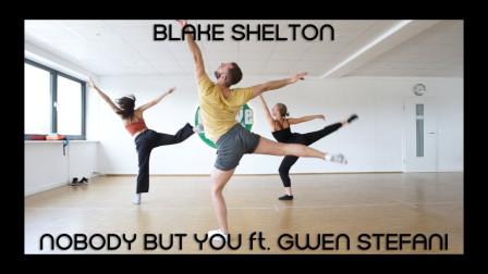 【舞蹈大神】 Black Shelton Nobody But You ft Gwen Stefani 编舞 by Giovanni Groove Da...