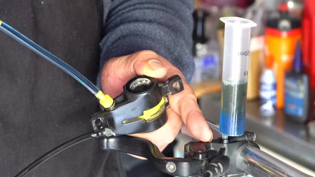 【单车基械匠】马古拉Magura MT油压刹车/碟刹换油教程及注意事项