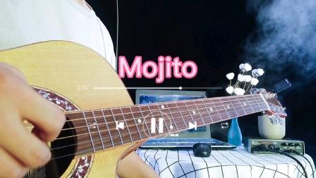 吉他弹奏周杰伦新歌《mojito》
