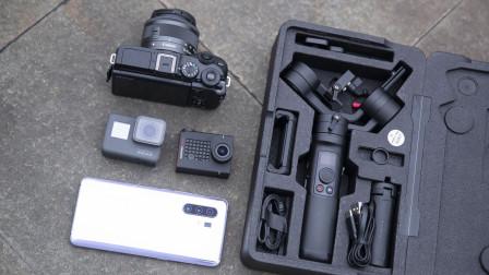 智云云鹤M2稳定器长测,这是一款能让我随时拍视频的贴身装备