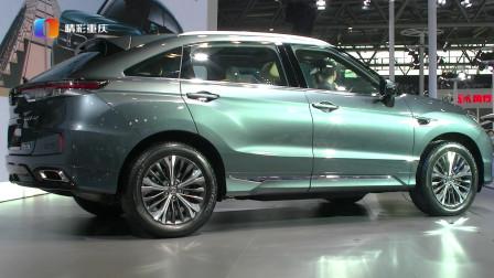 全新UR-V重庆国际车展上市  东风本田潘建新分享新车发布计划
