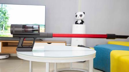 顺造吸尘器Z11 Pro体验 专利防缠绕地刷 家庭养宠必备神器