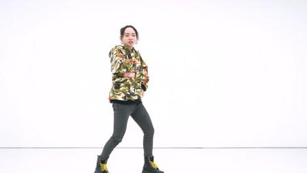 炫酷流行舞《分开旅行》学会这支舞 做一个酷girl