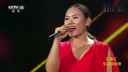 郑虹一首《亚洲雄风》,别具一格的唱法,好震撼