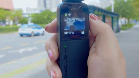 口袋云台相机,snoppa vmate的上手评测体验!
